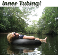 Tubing on the Republican River